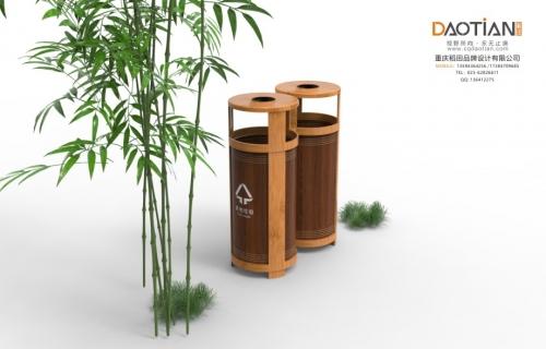 景区垃圾桶